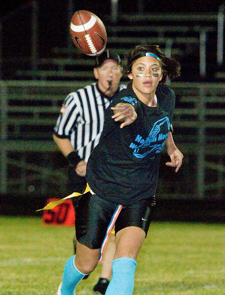 2009 - Belv. North Powder Puff Football 9-17