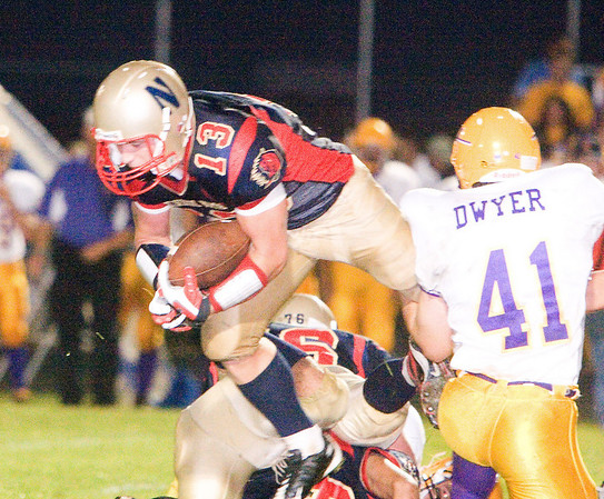 2009 - Belv North FB 8-28
