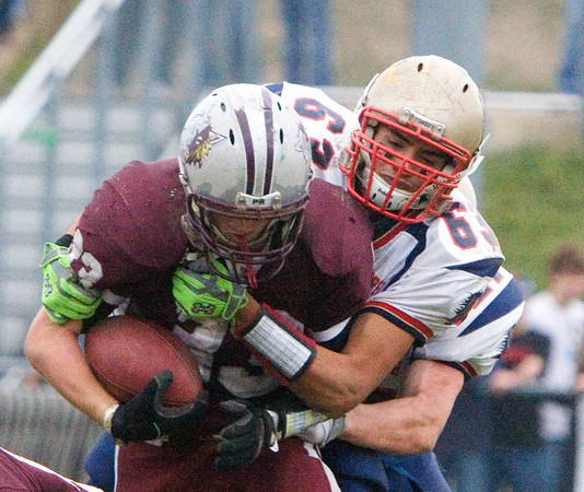 2009 - Belvider North HS at Prairie Ridge playoffs 11-14