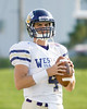 2009 - Matt Barr QB for Western Illinois 9-12 : Despite the Leathrenecks' loss it was great to see Matt Bar in action.  If you have any questions feel free to contact me curtisclegg@yahoo.com Thanks for looking!